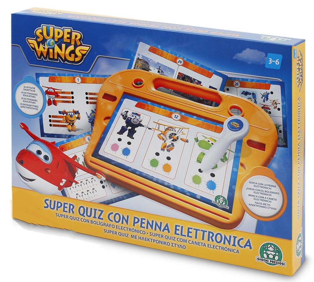 Superwings Súper Quizz Giochi Preziosi UPW