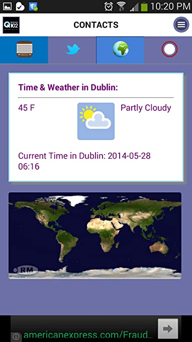 Amazon com: Dublin's Q102: Appstore for Android