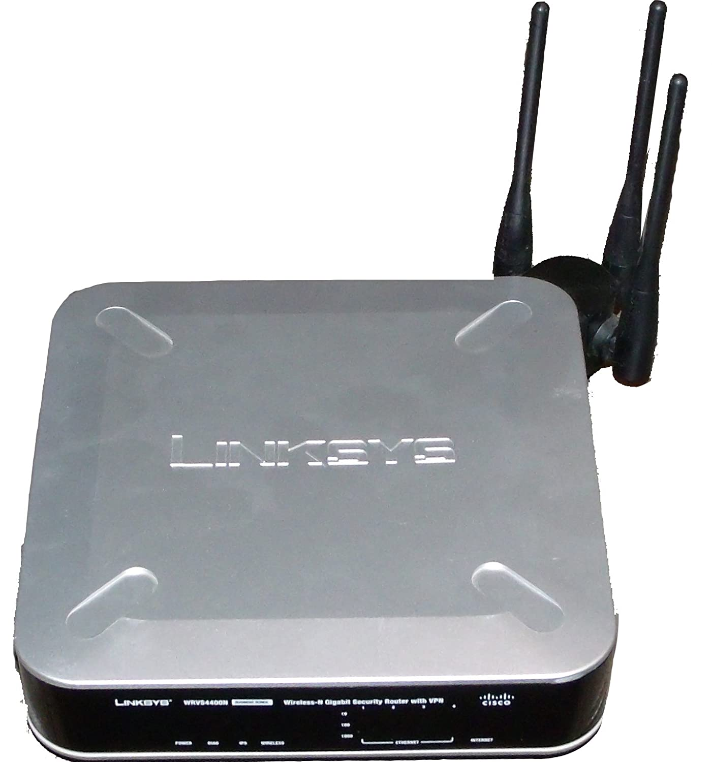 Amazon.com: Cisco - WRVS4400N Wireless-N Gigabit Security Router ...