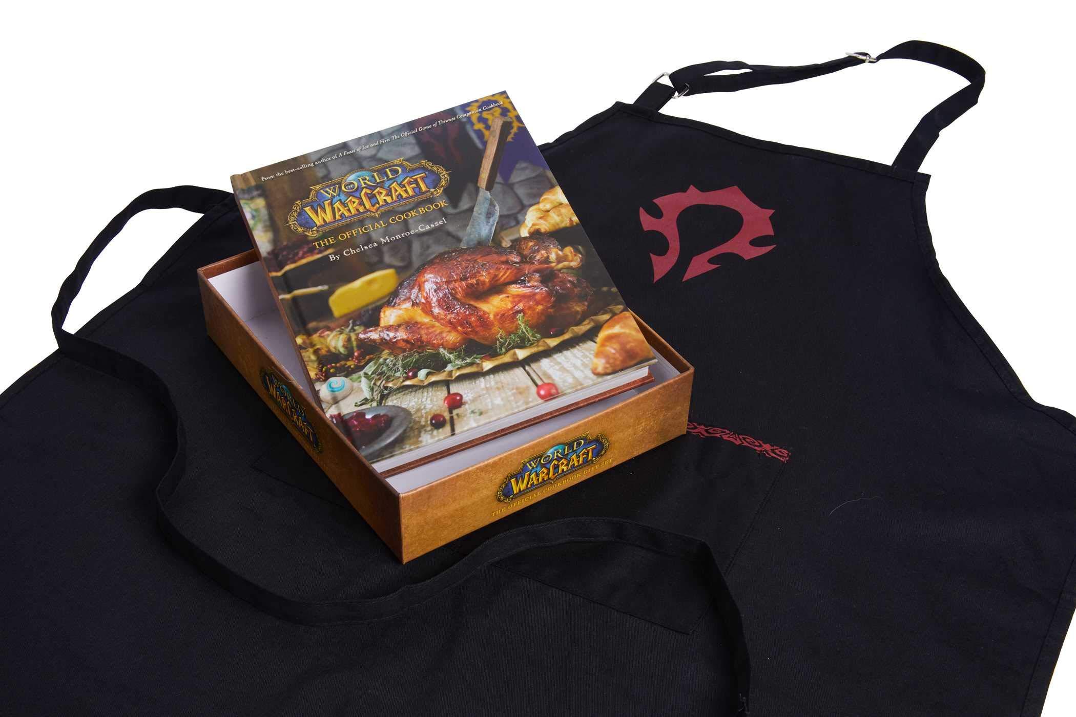 21. World of Warcraft: The Official Cookbook Gift Set