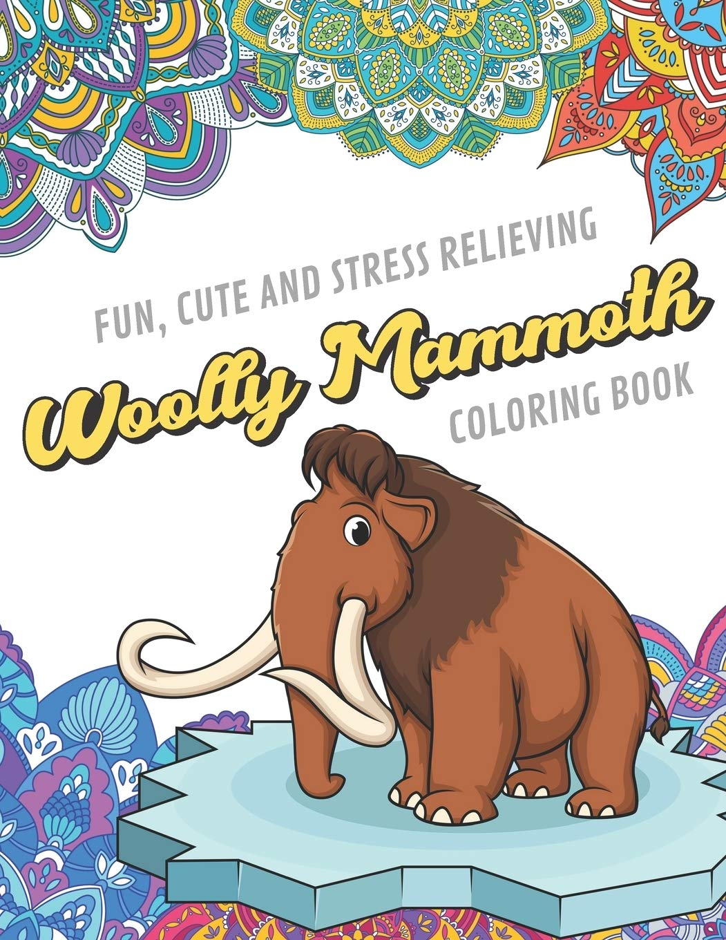 Mammoth coloring pages | Free Coloring Pages | 1360x1051