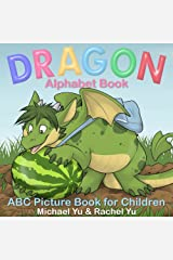 Dragon Alphabet Book: ABC Picture Book for Children Kindle Edition