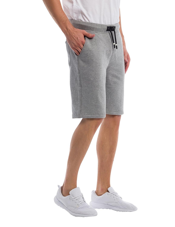 Bench Leisure Short Pantalones Cortos Deportivos para Hombre