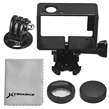Protect Housing Case for GoPro Hero 3 3+4 with Standard Border Frame Mount