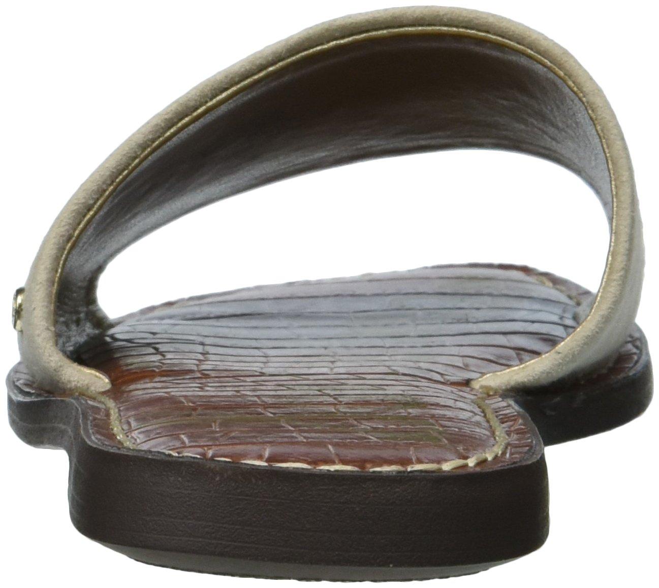 Sam Edelman Women's 7.5 Gio Slide Sandal B07745J2FS 7.5 Women's B(M) US Ivory 03753f