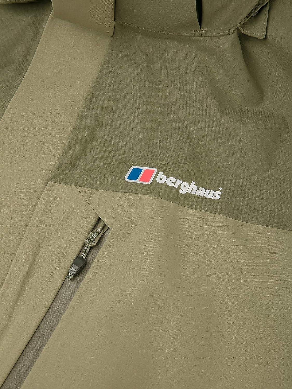 Berghaus Mens Arran Waterproof Shell Jacket