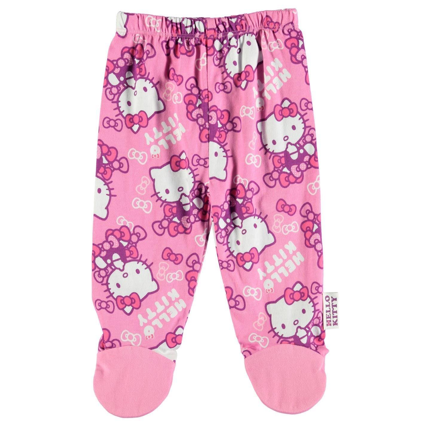 81db6d76e ... 18-24 Meses: Amazon.es: Ropa y accesorios. Hello Kitty - Pijamas enteros  - para bebé niña rosa rosa: Amazon.es: