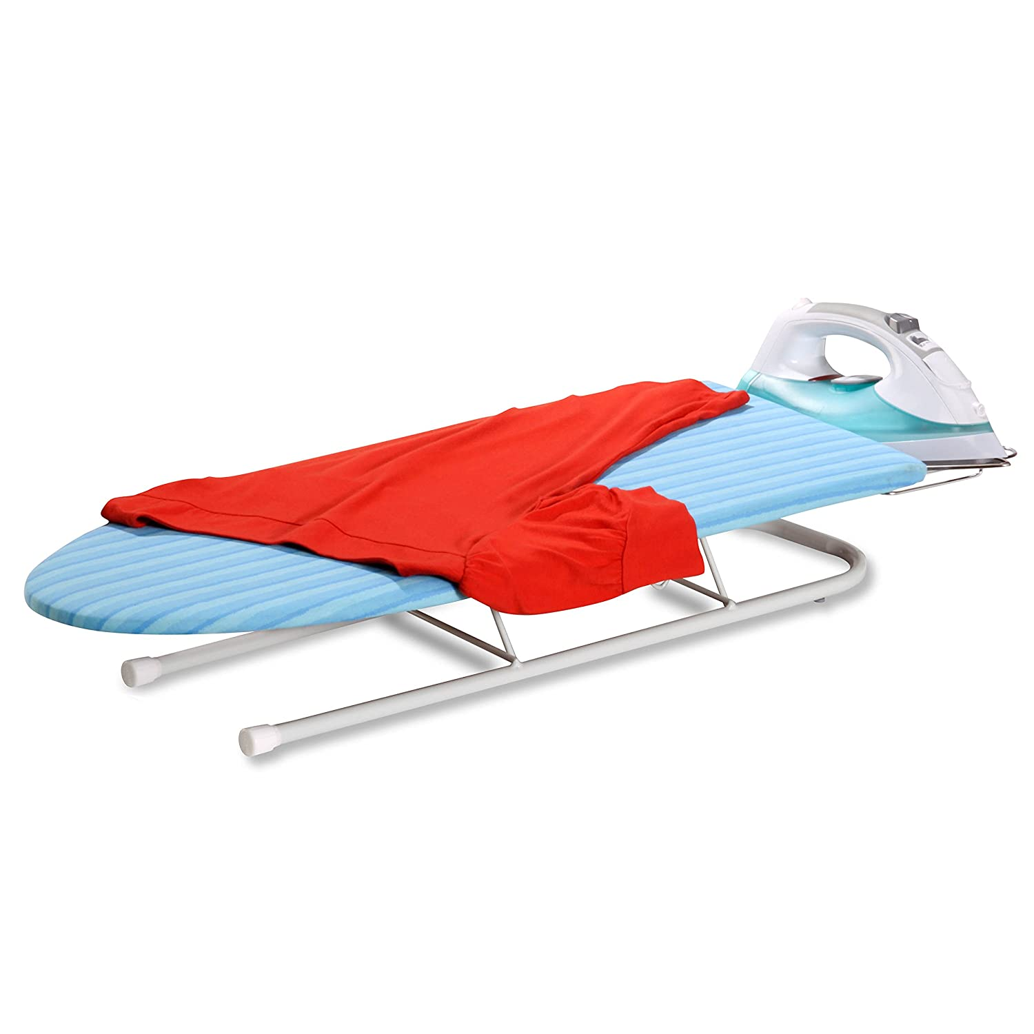 Awesome Amazon.com: Honey Can Do Tabletop Ironing Board With Retractable Iron Rest:  Home U0026 Kitchen
