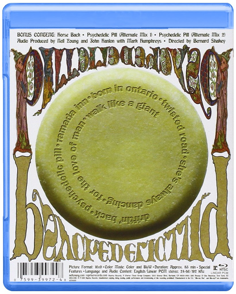 For neil young psychedelic pill