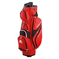 BIG MAX Silencio 2 Organizer Golf Cart Bag - Full Length Dividers