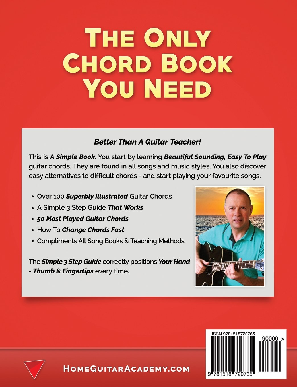 Guitar Chords For Beginners The Ultimate Teach Yourself Guitar