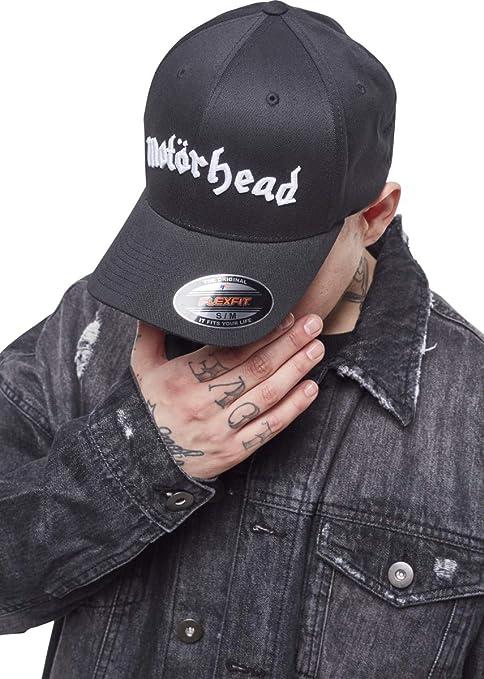 Motorhead Embroidered Warpig Logo Adjustable Snapback Hat Baseball Cap