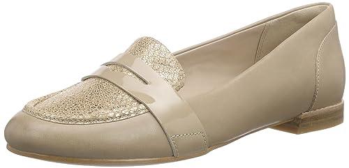 Clarks Festival Grace - Mocasines Mujer: Amazon.es: Zapatos y complementos