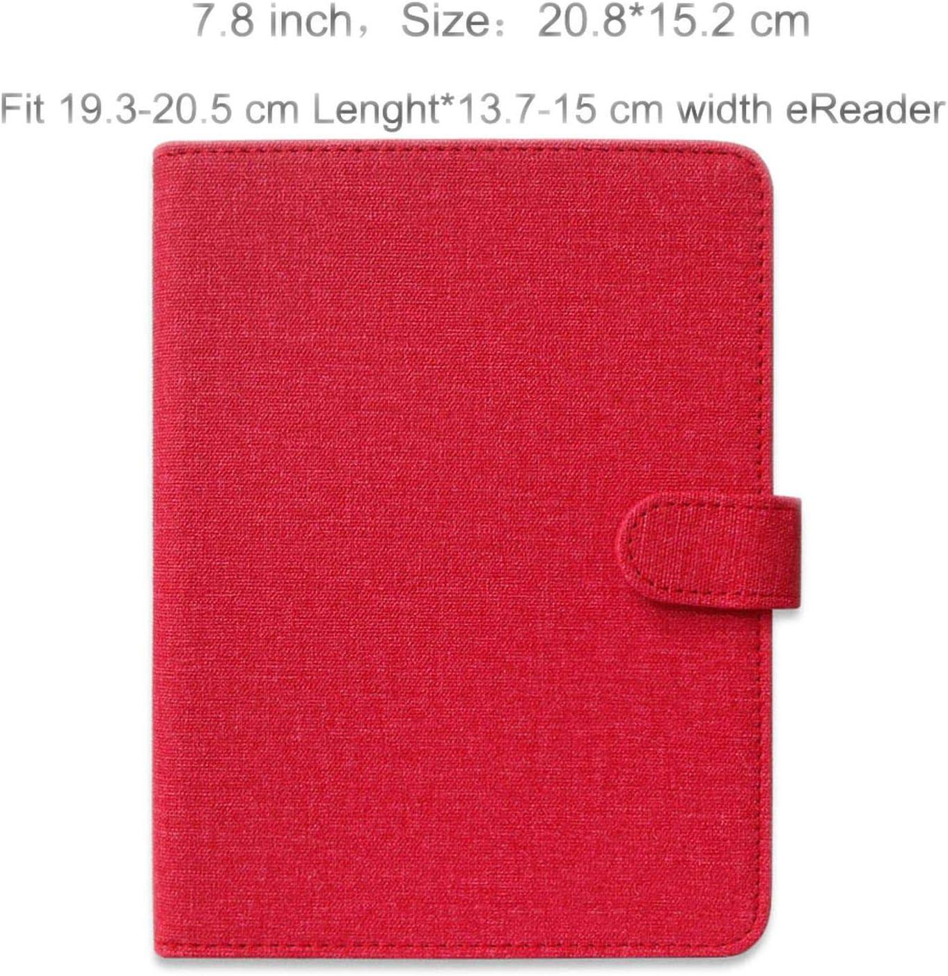 6 6.8 7.8 Pulgadas Ereader Funda para E Book Cover para Onyx ...