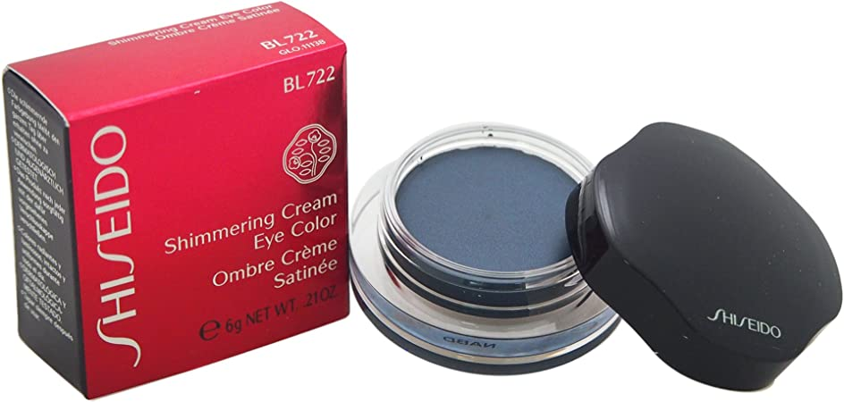 Shiseido Shimmering Cream Bel722 Nightfall Eye Color for Women, 0.21 Ounce