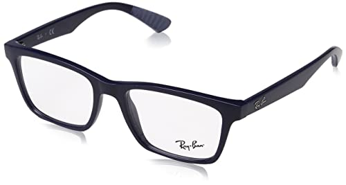 96737fb77e Image Unavailable. Image not available for. Colour  Ray-Ban RX8412 Carbon  Eyeglasses-2509 Black-54mm
