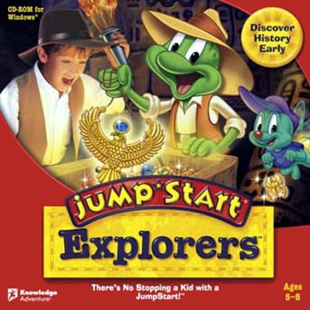B000JKJ2PK JumpStart Explorers 71ifd1VhGwL