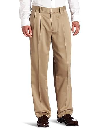 Dockers - Pantalón de Traje - Opaco - para Hombre: Amazon.es ...