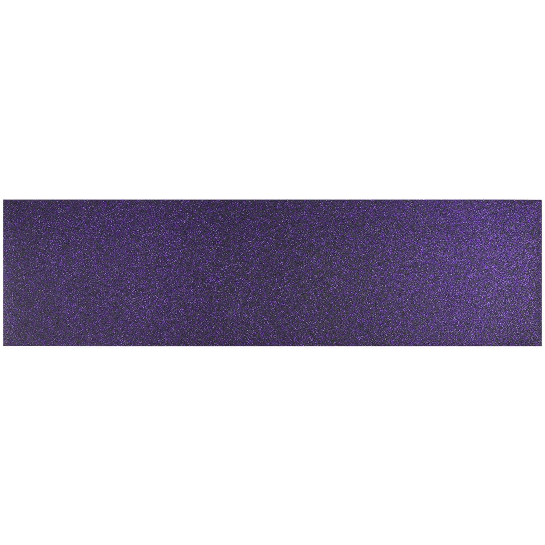 Single Sheet Black Diamond 9 x 33 Glitter Skateboard Grip Tape