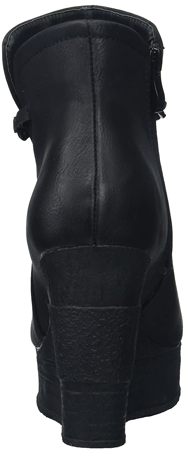 Sbicca Women's Strive Fashion Boot B074J8ZY4L 7.5 B(M) US|Black