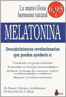 La maravillosa hormona natural de nuestro cuerpo.Melatonina