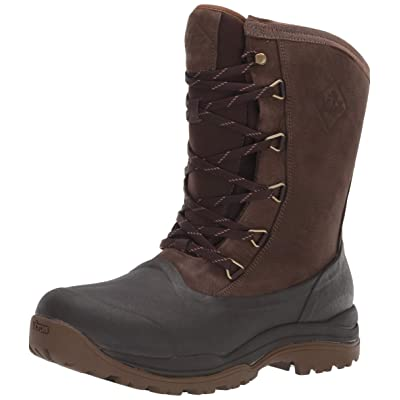 Muck Boot Men's Arctic Outpost Lace Ag Snow Boot | Snow Boots