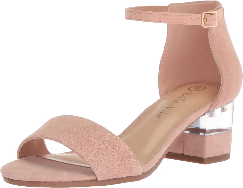 Bella Sale special price Vita Women's Sandal supreme Fitz Heeled