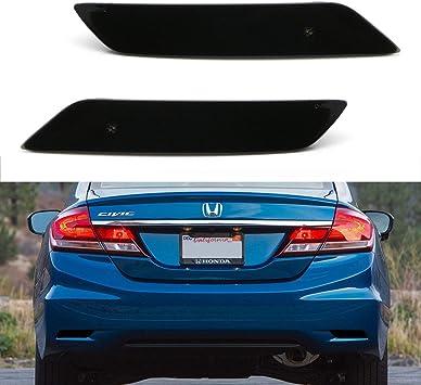 Honda Accord 2002-2008 Nueva Lente Reflector Parachoques Trasero Izquierda Derecha
