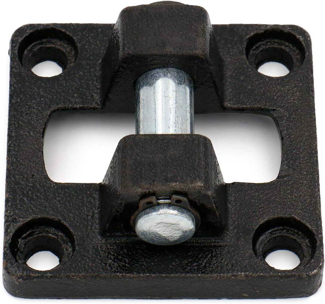 Heschen Foot cb-63/Flangia per Montaggio Lavoro con Pneumatico Standard Cilindro SC 63