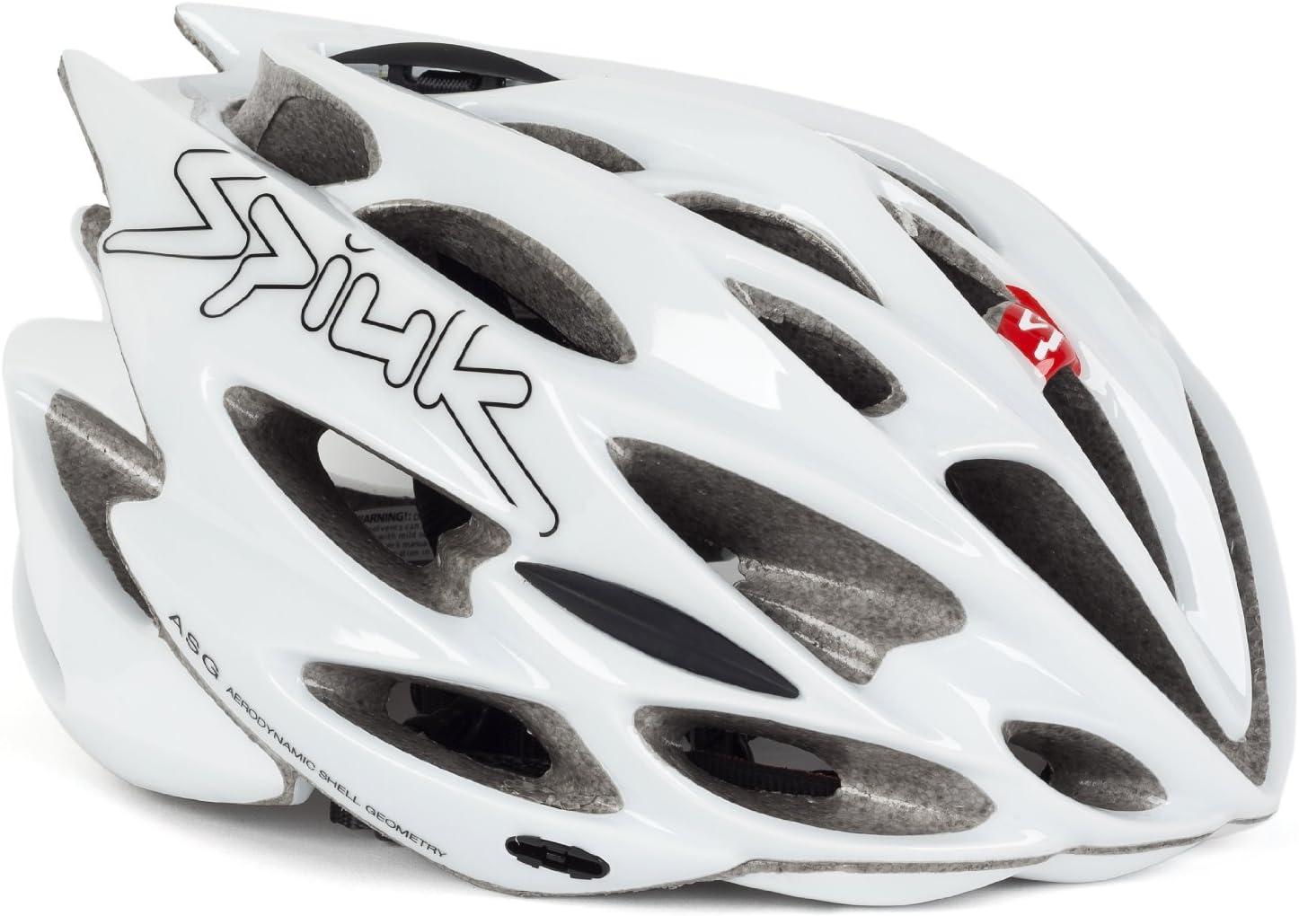 Spiuk Sportline Nexion - Casco, Color Blanco, Talla 53-61: Amazon.es: Deportes y aire libre