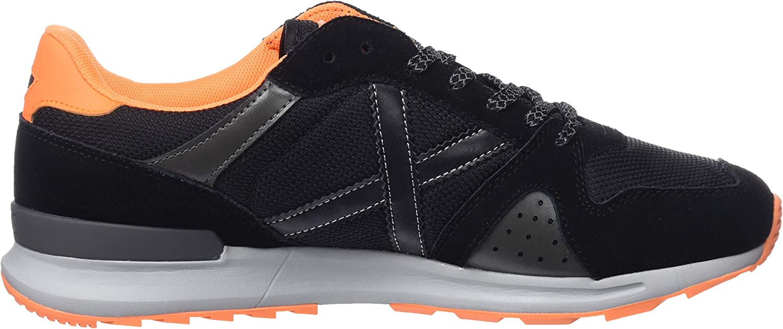 Munich Alpha Sneakers voor volwassenen, uniseks Zwart (Zwart 18)