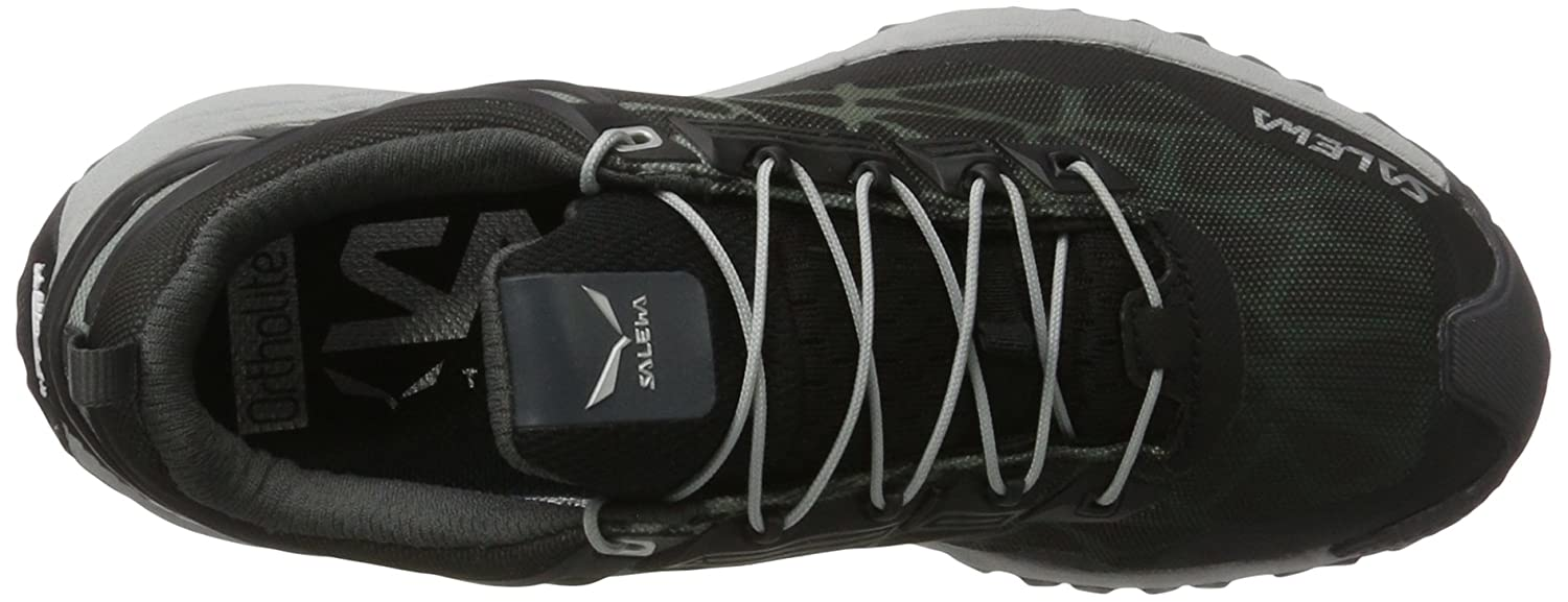Trail Running Mountain Training Mountain Biking Michelin Rubber Outsole Gore-Tex Waterproof Breathable Protection Salewa Womens Multi Track GTX Speed Hiking Shoe Lightweight Construction