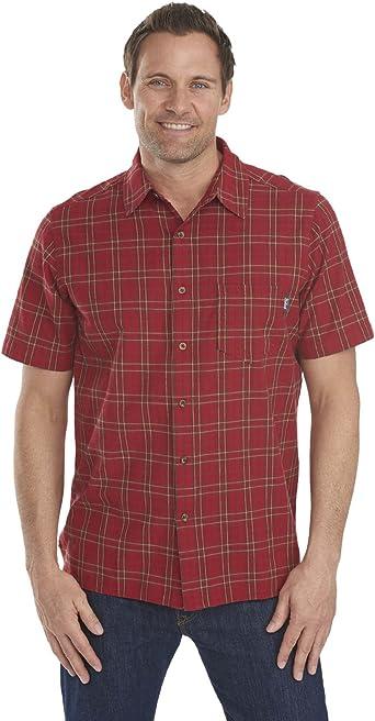 Woolrich Camisa de leñador para hombre: Amazon.es: Ropa y accesorios