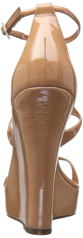 SCHUTZ Women's Sevil Wedge US Toasted Sandal B0721876JW 7.5 M US Toasted Wedge Nut abef04