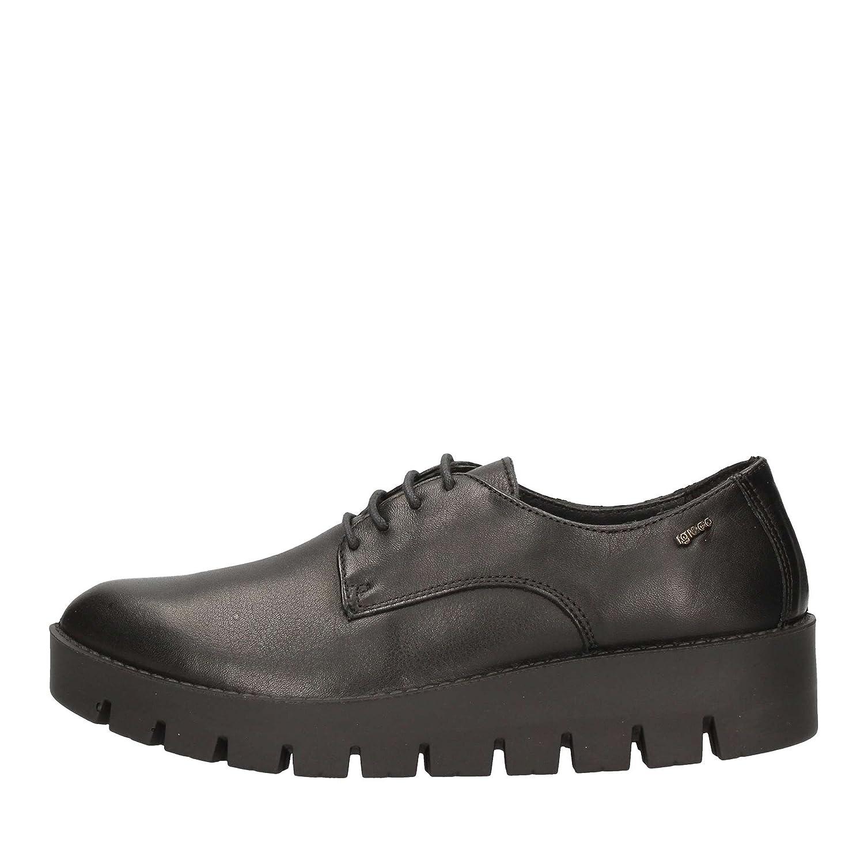 IGI&Co 67981 Zapatos Deportivos Negros Elegantes Ties Derby 37 EU|Nero
