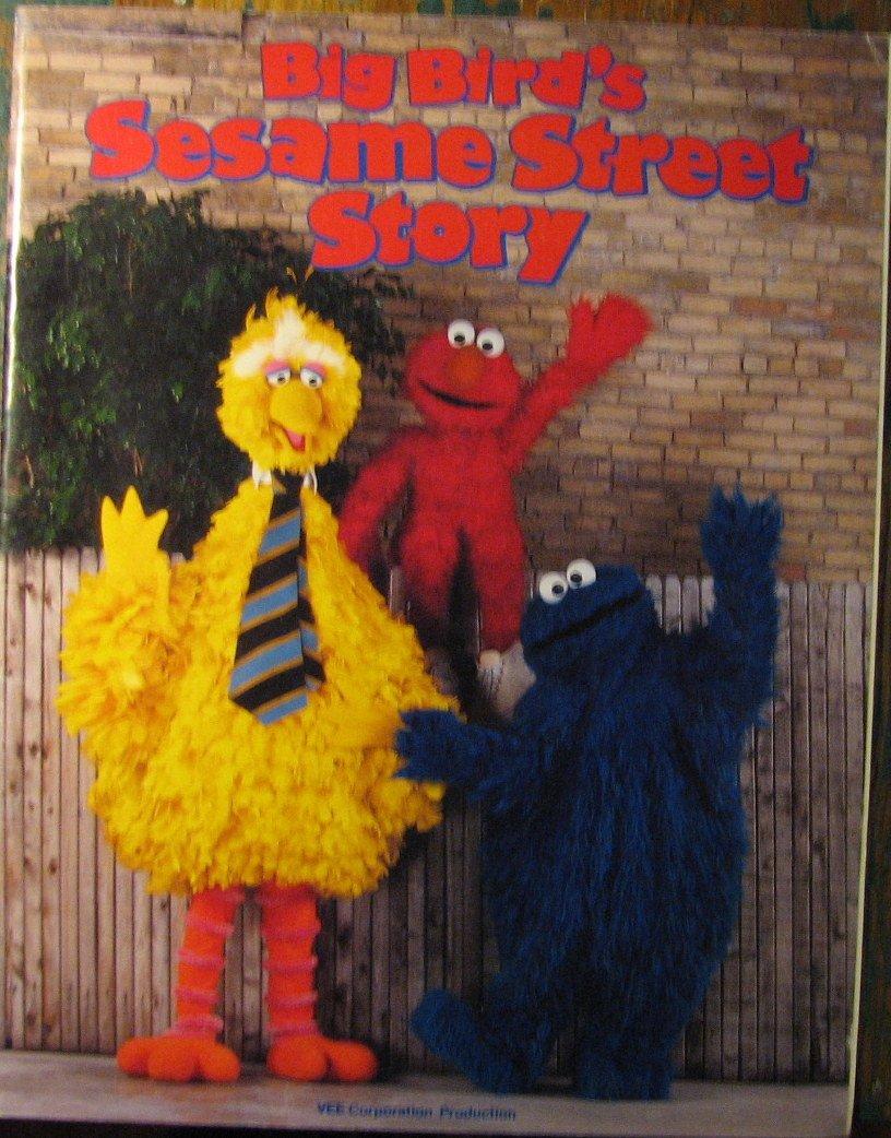 Big Bird S Sesame Street Story Sesame Street Live