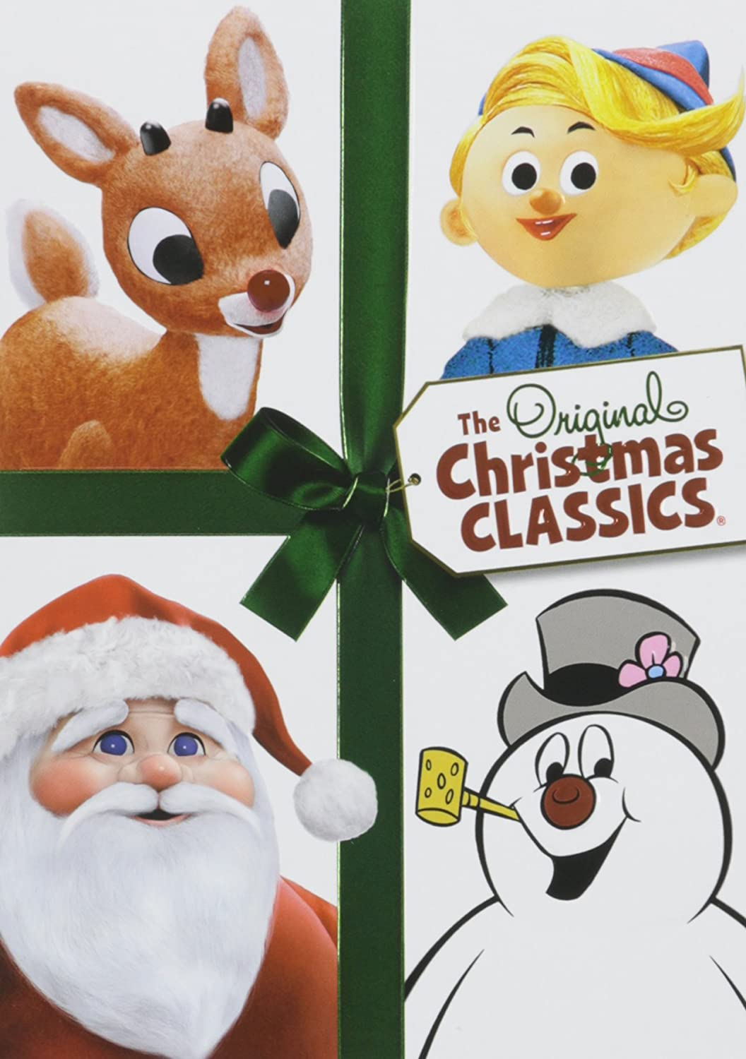 The Original Christmas Classics Gift Set With Frosty, Rudolph And Santa by Amazon
