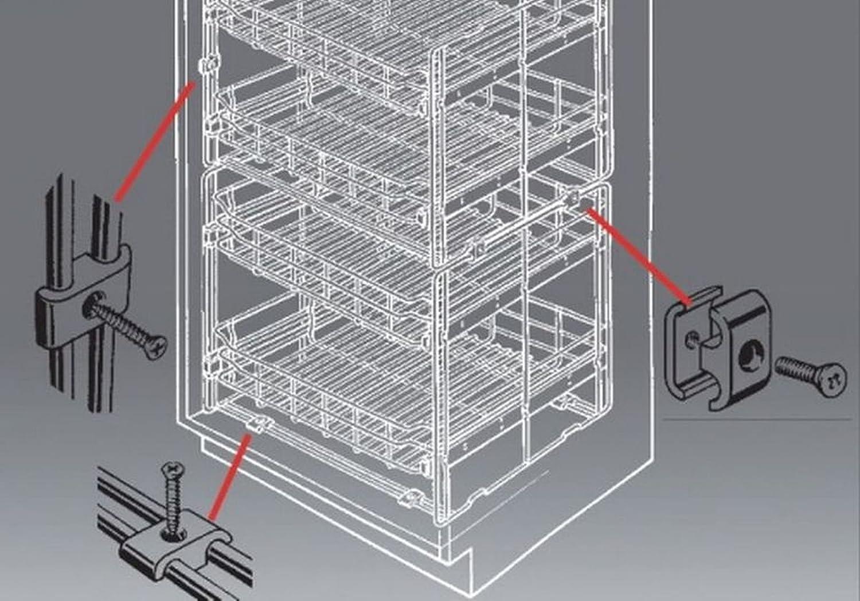 Tolle Teleskopauszüge Für Küchenschränke Galerie - Die ...