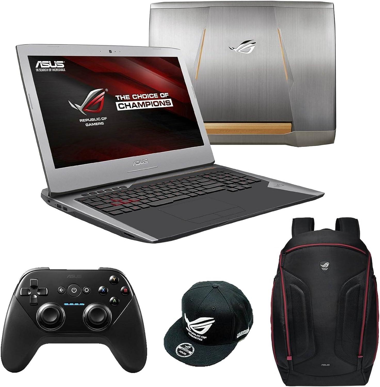 ASUS ROG G752VT i7-6700HQ, 16GB RAM, 1TB HDD, NVIDIA GTX 970M 3GB, 17.3 IPS Full HD, Windows 10 Gaming Notebook