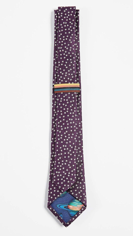 Paul Smith Mens Narrow Star Tie