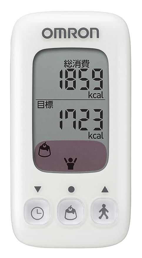 Omron (Omron) Activity Meter Calorie Scan Vanilla