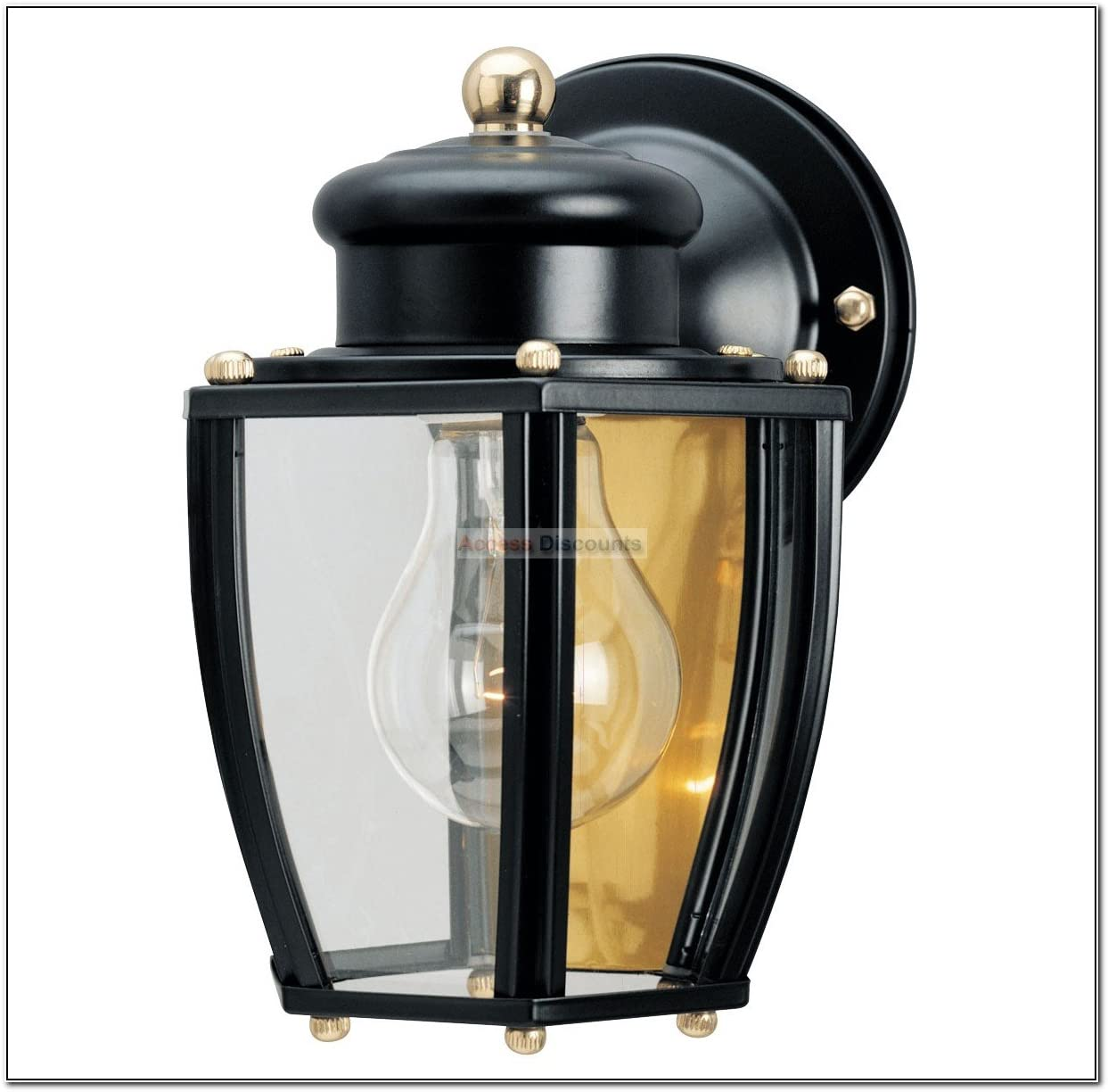 Angelo Brothers 66961 One-Light Wall Lantern