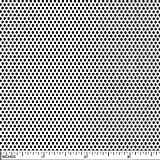Online Metal Supply 304 Stainless Steel Perforated Sheet, Thickness: 0.030 (22 ga.), Width: 24'', Length: 24'', Hole Size: 0.063 (1/16''), Staggered 0.093 (3/32'')