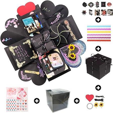 Spartas Store Explosion Box Scrapbook Creative DIY Photo Album ...