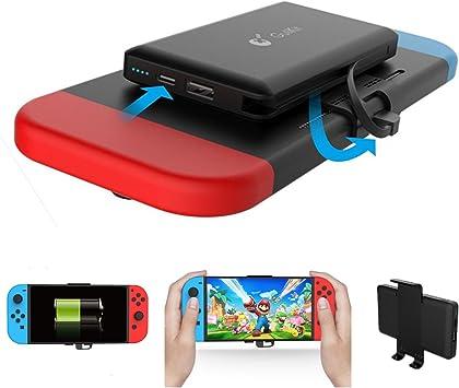 Power Bank for Nintendo Switch: Amazon.es: Electrónica