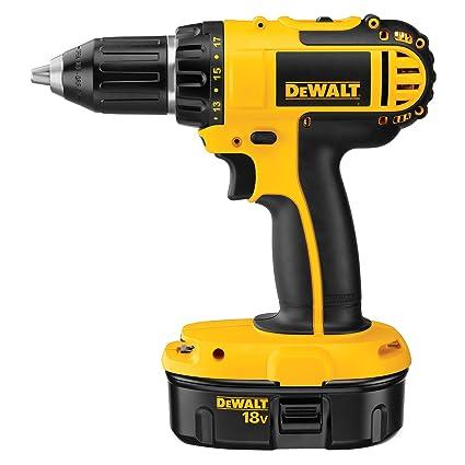 .com: dewalt dc720ka cordless 18-volt compact drill/driver ...