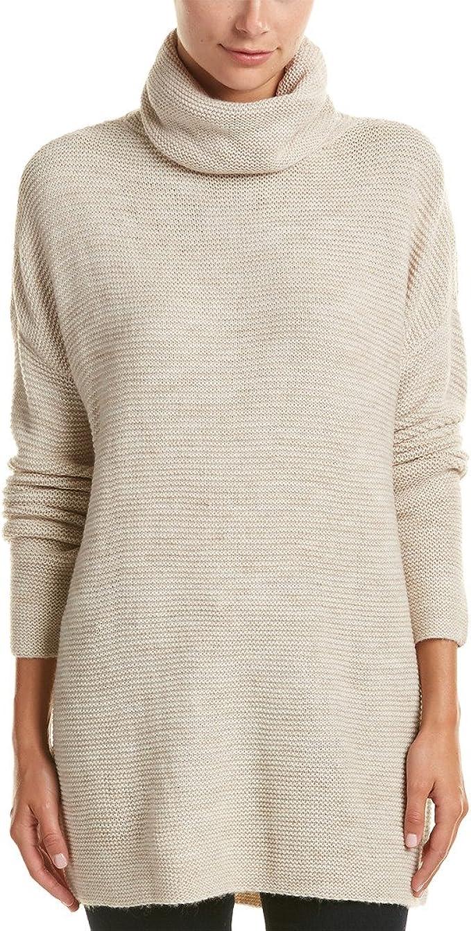 TALLA L. Vero Moda Vmjoya Miami LS Long Rollneck A suéter para Mujer