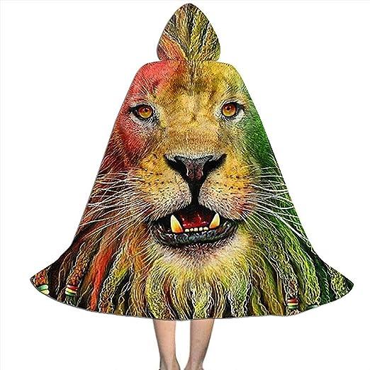 KDU Fashion Manto De Bruja,Halloween Navidad Niño Cosplay Capa con ...