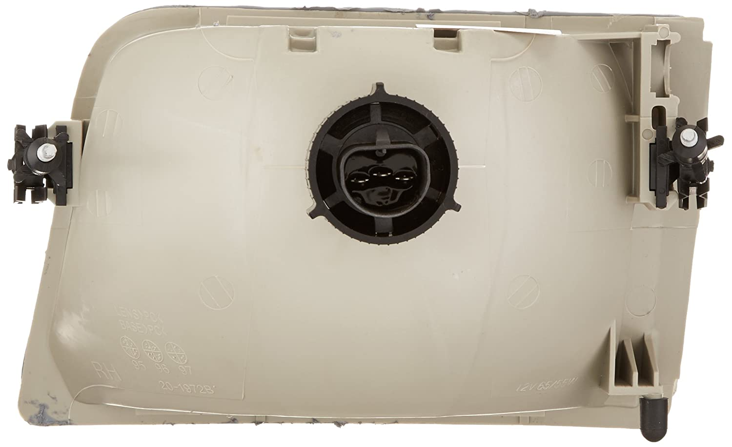 TYC 20-1973-00-1 Ford Ranger Left Replacement Head Lamp