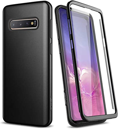 Suritch Compatible With Samsung S10 Plus Case Silicone Elektronik